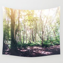 Dappled Forest Wall Tapestry
