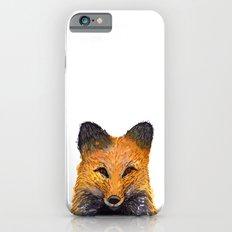Merry Foxmas! iPhone 6s Slim Case