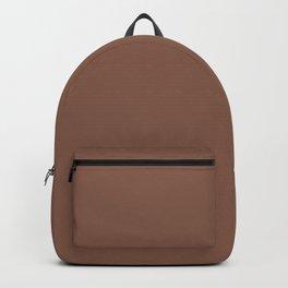 Equine Cowlick ~ Milk Chocolate Backpack