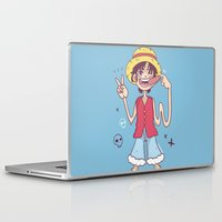 monkey Laptop & iPad Skins featuring Monkey  by HypersVE