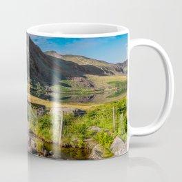 Tryfan Mountain Valley Coffee Mug
