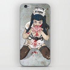 Brainssssss iPhone & iPod Skin