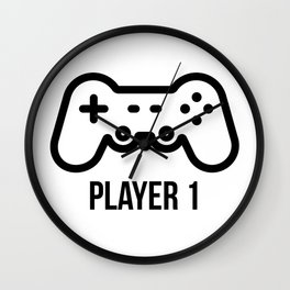 Player 1 Wall Clock