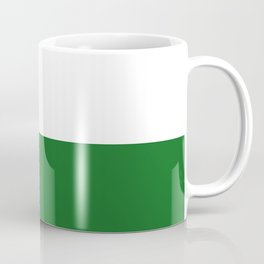 flag of Sachsen (saxony) Coffee Mug