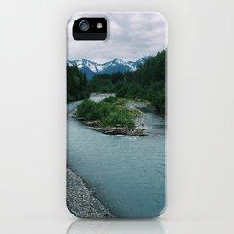Girdwood, Alaska iPhone Case