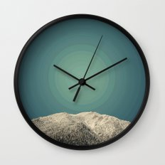 Snow Daze Wall Clock