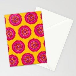 Masala Mandala Stationery Cards