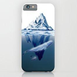 Belugas' Conversation iPhone Case