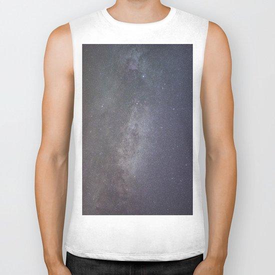 Cygnus and the North American nebula Biker Tank