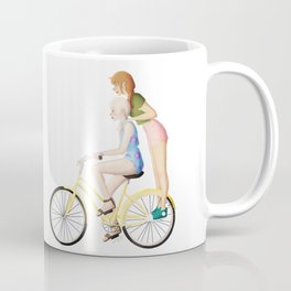 Summer Sisters Coffee Mug