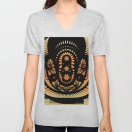 Graphic summer design II Unisex V-Neck