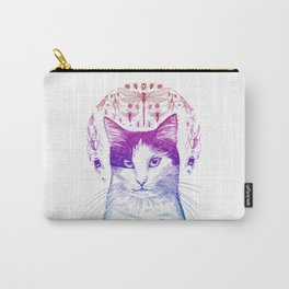 Of cats and insects Carry-All Pouch