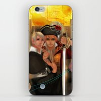 hetalia iPhone & iPod Skins featuring Conquer by Mieu