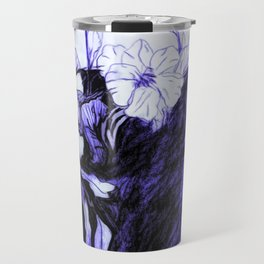 Flower Arranging Travel Mug