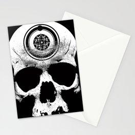 Hulverhead: Skull Logo Stationery Cards