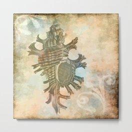 Ocean Life ~ Series 4 Metal Print