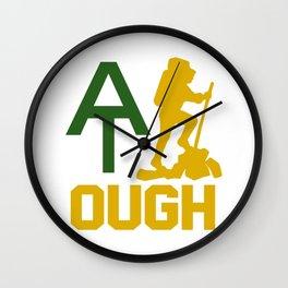 Appalachian Trail Tough Wall Clock