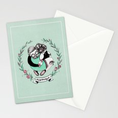 Kugelmensch Stationery Cards