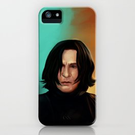 Severus Snape iPhone Case