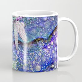Dragonflies on Dragon's Tears Coffee Mug
