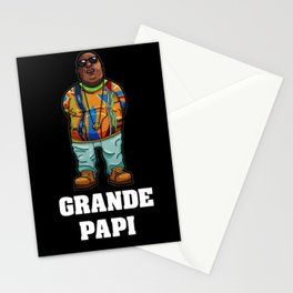 Grande Papi Stationery Cards