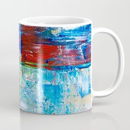 Abstract Waterfall Coffee Mug