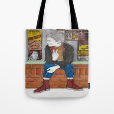 Little Skinhead Tote Bag
