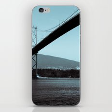 Across the Ocean iPhone & iPod Skin