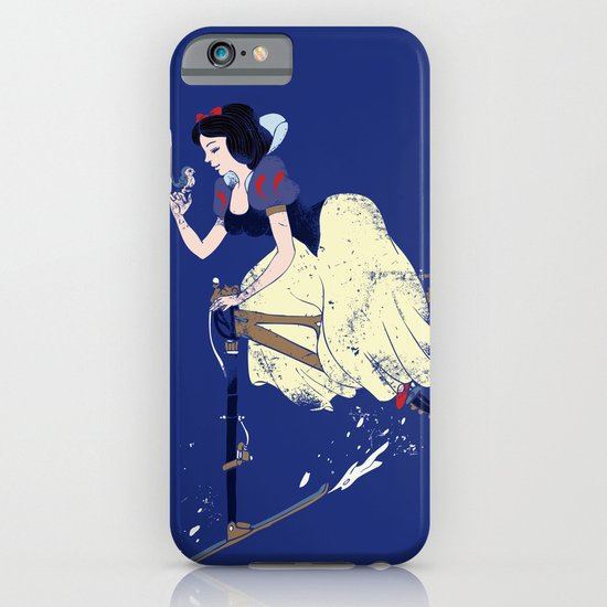 Snow Bike iPhone & iPod Case