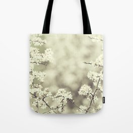 hedge blossoms Tote Bag