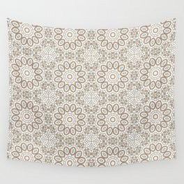 Multi-colored ornament 19 Wall Tapestry