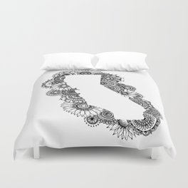 California Love Duvet Cover