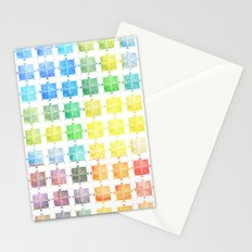 Seasons in the sun Stationery Cards