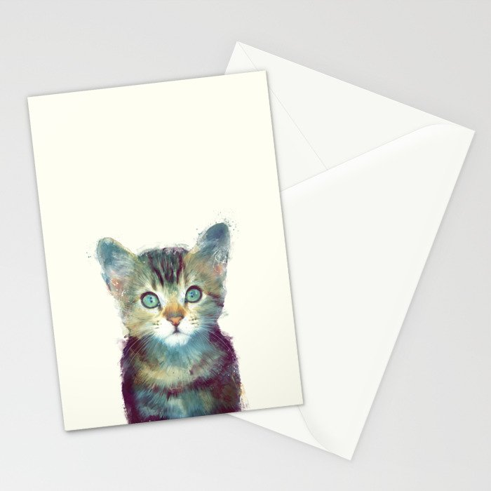 Cat // Aware Stationery Cards