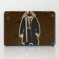 bane iPad Cases featuring The Dark Knight: Bane by WarrenRB