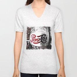 Pepsi-Cola Americana Unisex V-Neck