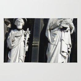 Statues Rug