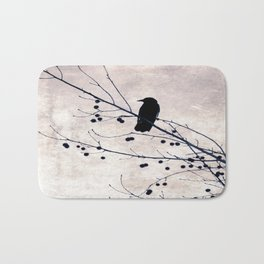 Crow Bath Mat