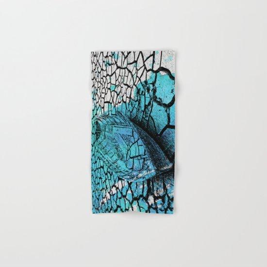 SEA ON DRY GROUND Hand & Bath Towel
