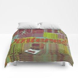 ΔQUA ΔGE Comforters