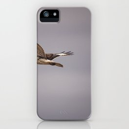 Surfing the Skies iPhone Case