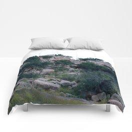 enchanted rock  Comforters