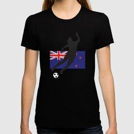 New Zealand - WWC T-shirt
