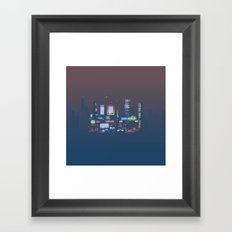 1013_3 Framed Art Print