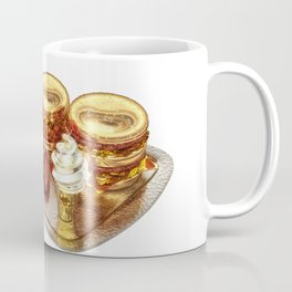 The Golden Age Of Fast Food Coffee Mug