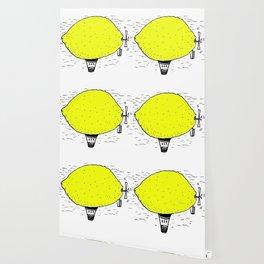 Lemon zeppelin Wallpaper