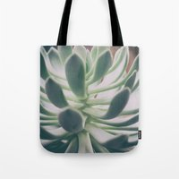 plant Tote Bags featuring Plant by pf_photography