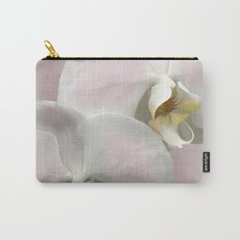 BLUSHING PINK ORCHIDS Carry-All Pouch
