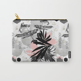 Abstract doodle nature Carry-All Pouch