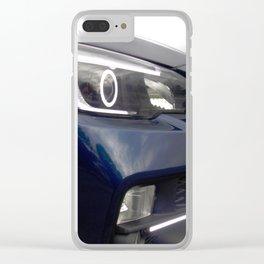 subilight Clear iPhone Case